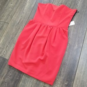 Rachel Roy Red Cocktail Dress - size 10